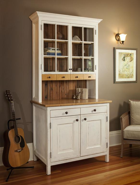 Custom Furniture Hutch