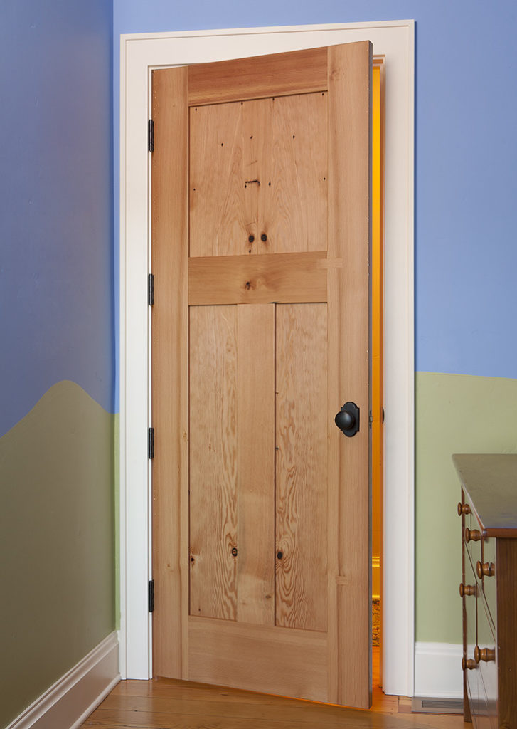 Bedroom Entry Door