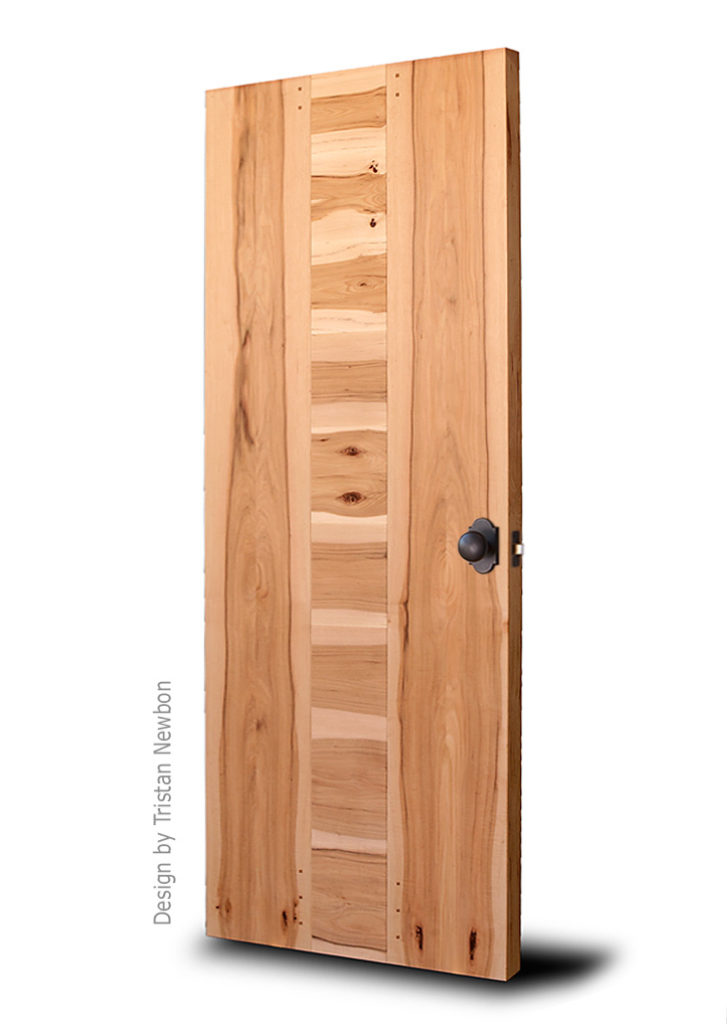 Dovetail Doors design by T. Newbon
