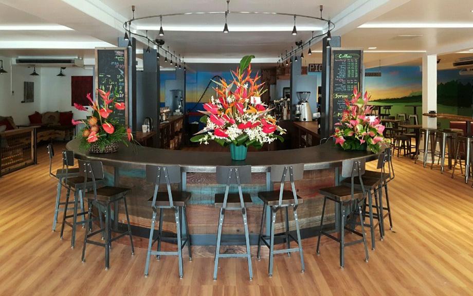 Coffee Bar Hawaii