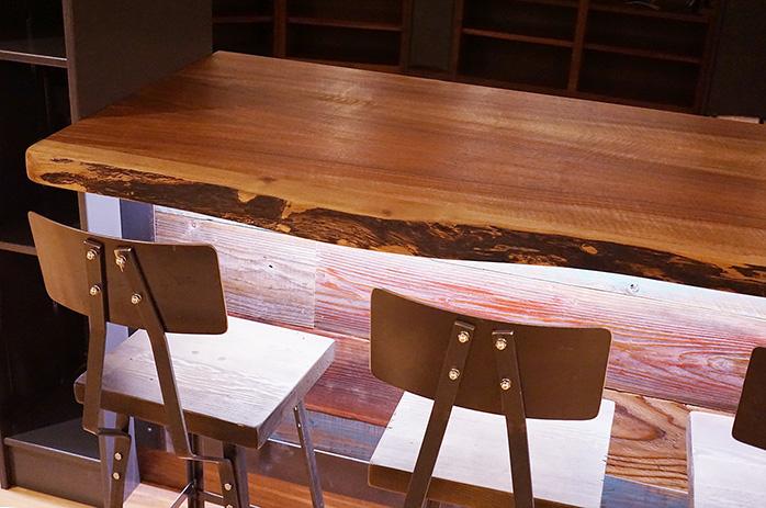 SF Coffee Bar-Custom Counter Top