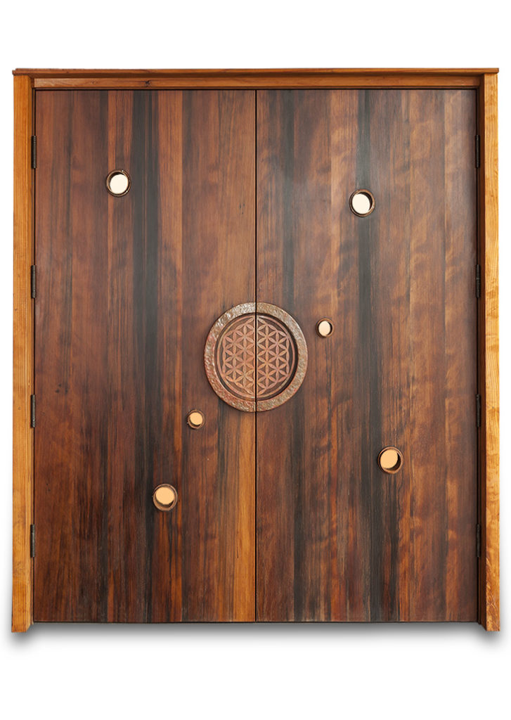 Esalen Institute Doors