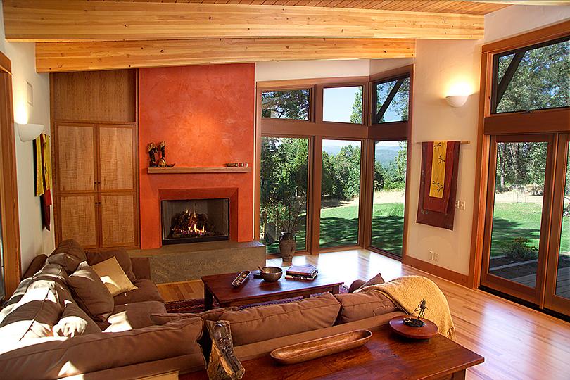 Greatroom east interior