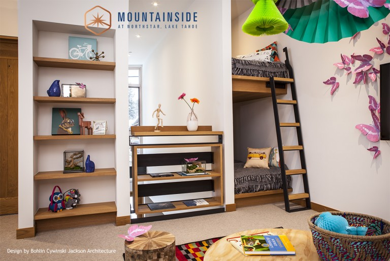 Mountainside at Northstar Custom Room Components