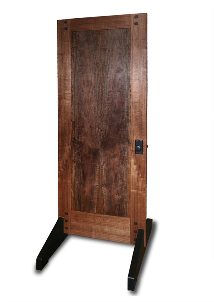 Dovetail Door